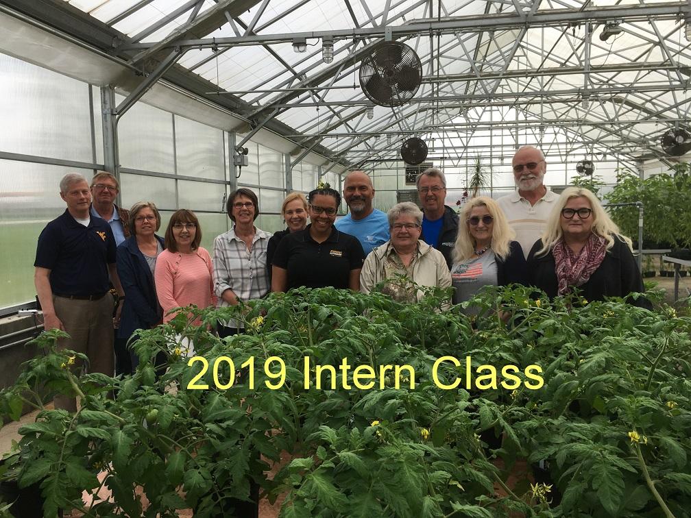 2019 intern class