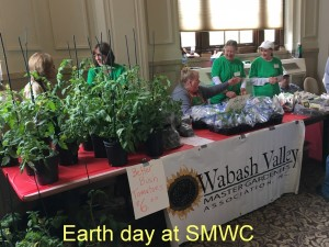 Earthday at SMWC